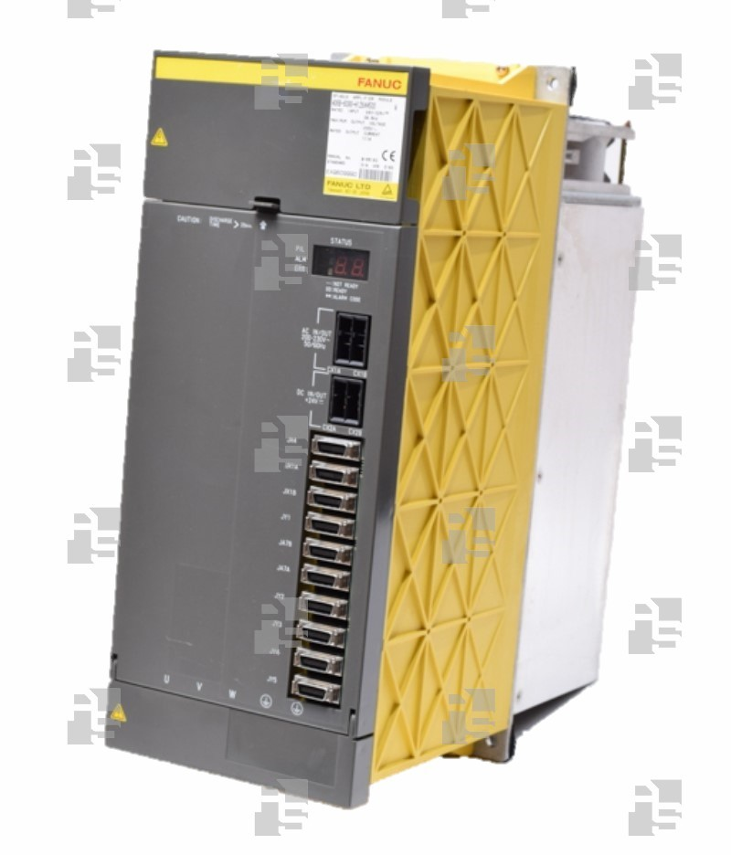 A06B-6088-H126#H500 SPINDLE AMPLIFIER SPM 26 TYPE IV