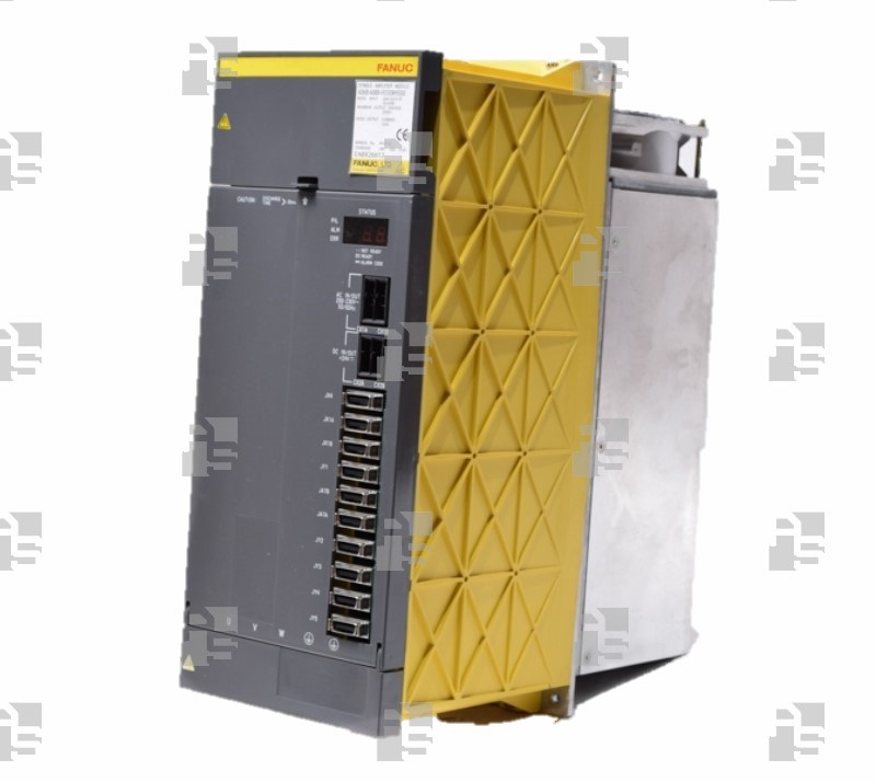 A06B-6088-H330#H500 SPINDLE AMPLIFIER SPM 30 TYPE II