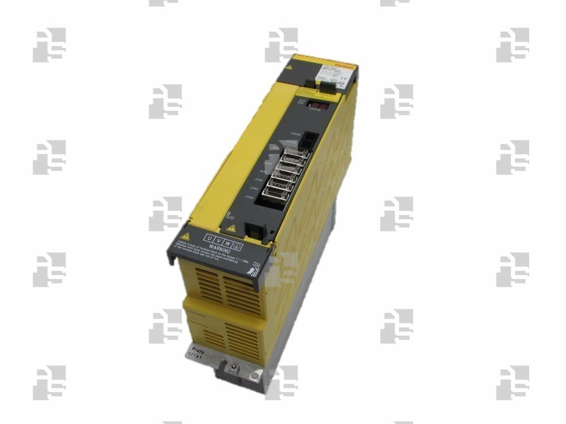 A06B-6151-H015#H580 SPDL AMPLIFIER ALPHA iSP 15 HV TYPE A2
