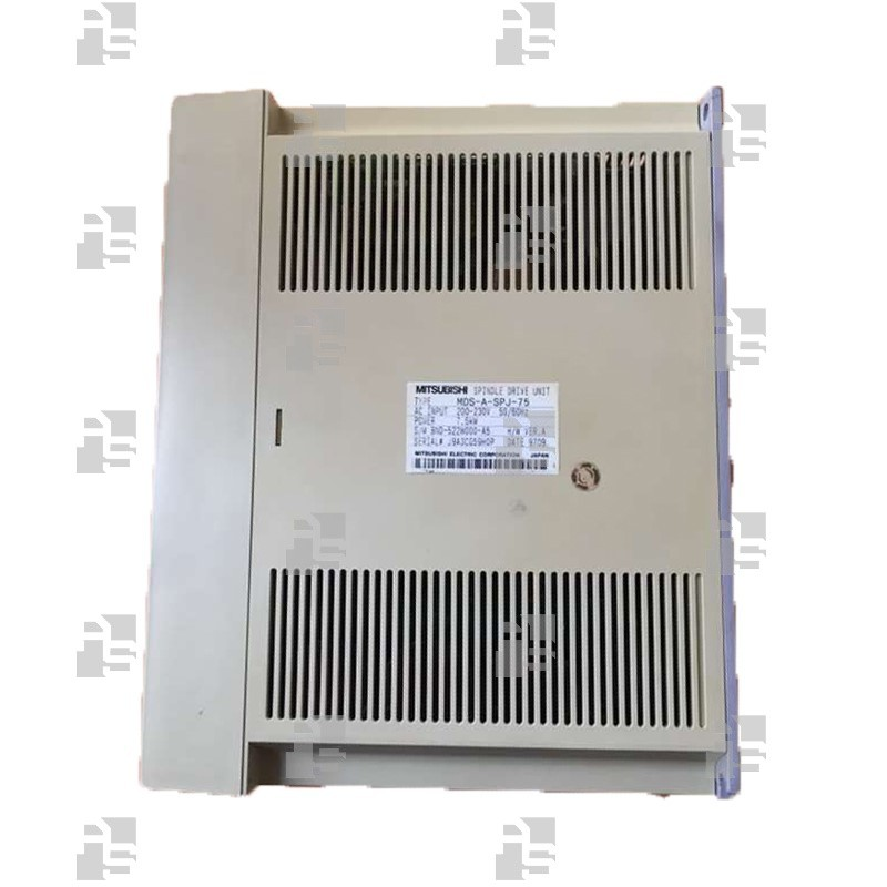 MITSUBISHI MDS-A-SPJ-75 Spindle drive unit 7.5kW