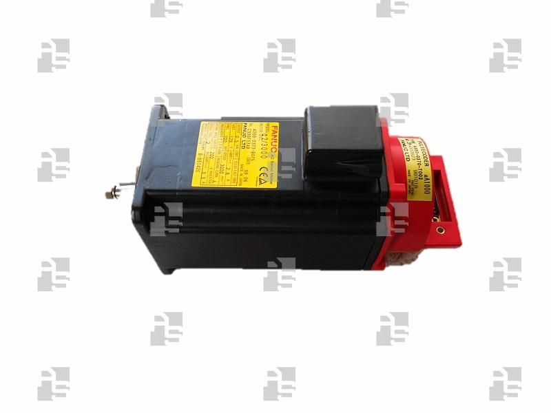A06B-0373-B075 FANUC MOTOR MODEL ALPHA 2/3000