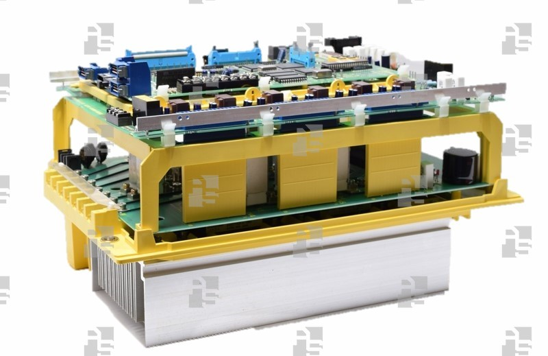 A06B-6064-H312 SPINDLE AMPLIFIER 12S SERIAL