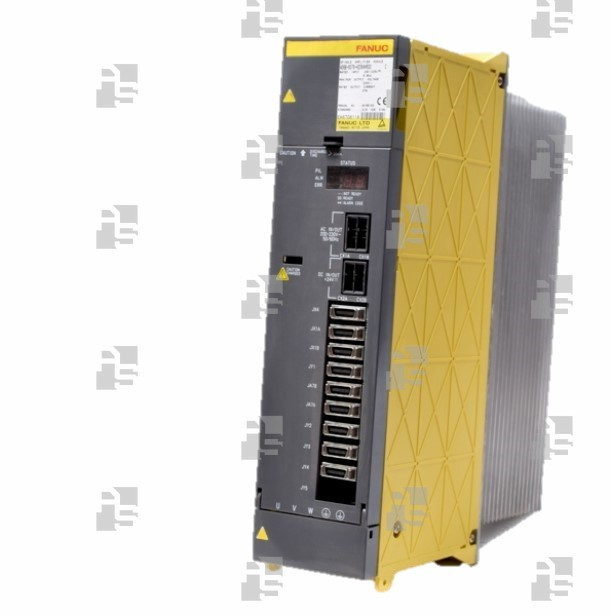 A06B-6078-H211#H500 SPINDLE AMPLIFIER SPM 11 TYPE I
