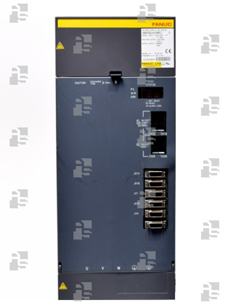A06B-6082-H215#H512 SPINDLE AMPLIFIER SPMC-15 TYPE I