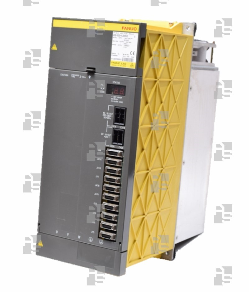 A06B-6088-H122#H500 SPINDLE AMPLIFIER SPM 22 TYPE IV