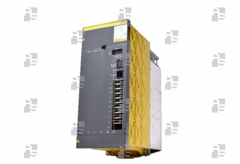 A06B-6102-H222#H520 SPINDLE MODULE SPM 22 TYPE 1