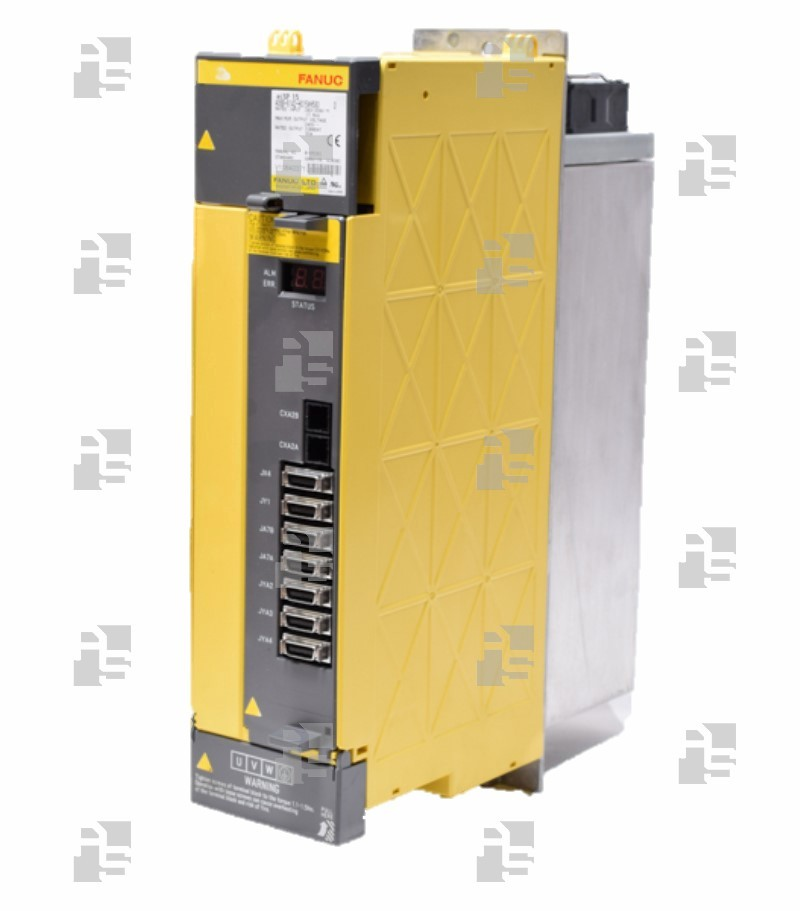 A06B-6141-H002#H580 SPINDLE AMPLIFIER ALPHA iSP2.2 TYPE A2