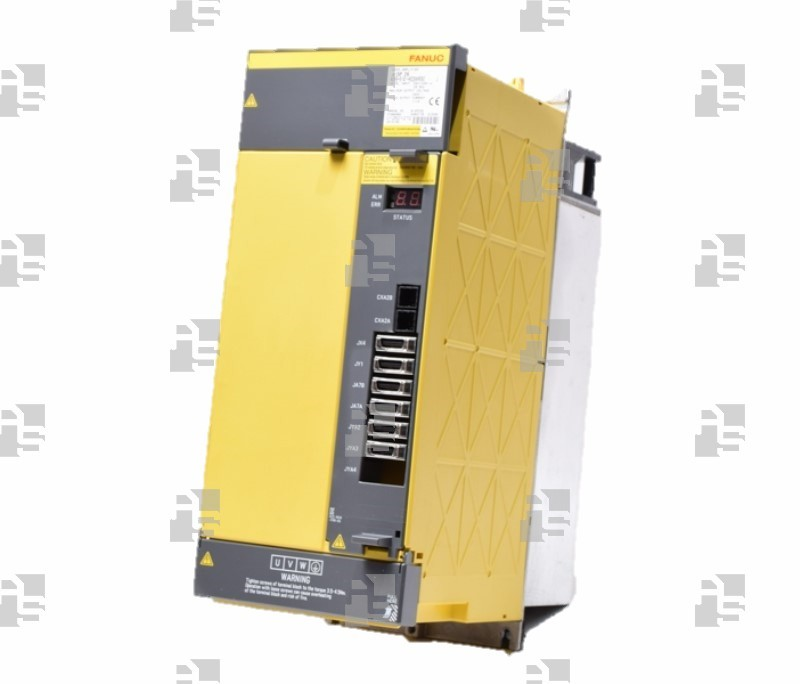 A06B-6141-H030#H580 SPINDLE AMPLIFIER ALPHA iSP30 TYPE A2