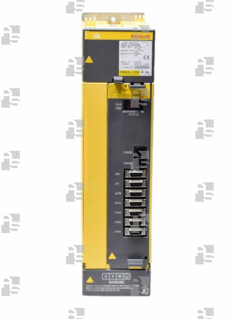 A06B-6142-H015#H580 SPINDLE AMPLIFIER ALPHA iSP15 TYPE B2