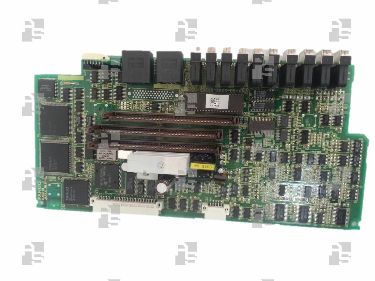 A16B-2202-0435 Spindle Control PCB
