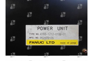 A16B-1212-0100 FANUC 0, 15 POWER SUPPLY UNIT