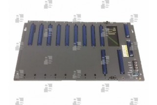 FANUC I/O Base unit back panel with reference A03B-0801-C004 for sale. This FANUC back panel A03B-0801-C004 is ready to replace your defective part. This back panel is for FANUC system 15. This A03B-0801-C004 comes with a warranty.