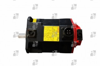 A06B-0075-B403 FANUC AC SERVO MOTOR MODEL BETA 8/3000 IS