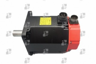 A06B-0142-B075 FANUC MOTOR ALPHA 12/2000 STRAIGHT SHAFT