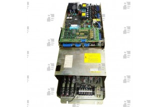 A06B-6044-H212 FANUC MODEL 12 SPINDLE DRIVE UNIT
