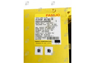 A06B-6164-H244#h580 AMP. BETA iSVSP 80/80-18 - FOR FS 0i/0i-MATE-D